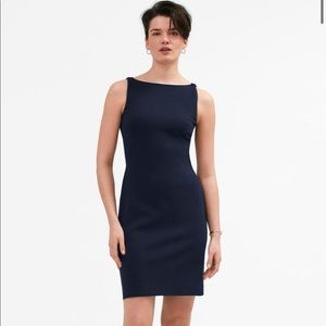 M.M. LaFleur Lydia Dress- Galaxy Blue